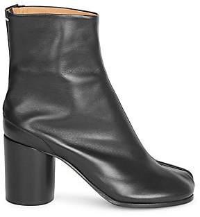 Maison Margiela Women's Leather Split Toe Booties