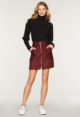 Milly Corduroy A-Line Skirt