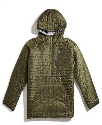 Burton Cabin Reversible Anorak Jacket $149 thestylecure.com
