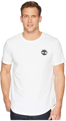 Timberland Short Sleeve Back Graphic Tee Men's T Shirt