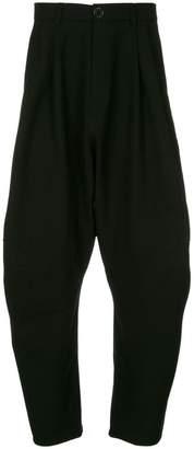 Henrik Vibskov Ants drop-crotch trousers