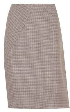 Preen by Thornton Bregazzi Sabine wool-blend skirt