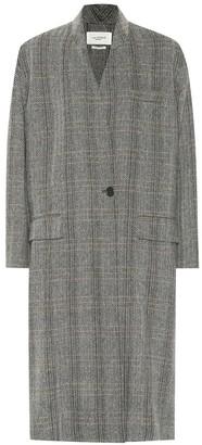 Etoile Isabel Marant Isabel Marant, étoile Henlo virgin wool coat