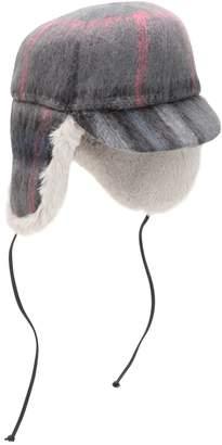 Eugenia Kim Sammy Wool & Mohair Trapper Hat