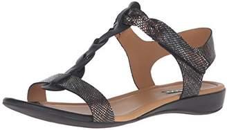 Ecco Footwear Womens Bouillon Knot II Wedge Sandal