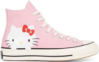 Converse Chuck Taylor All-Star 70s Hi Hello Kitty Pink