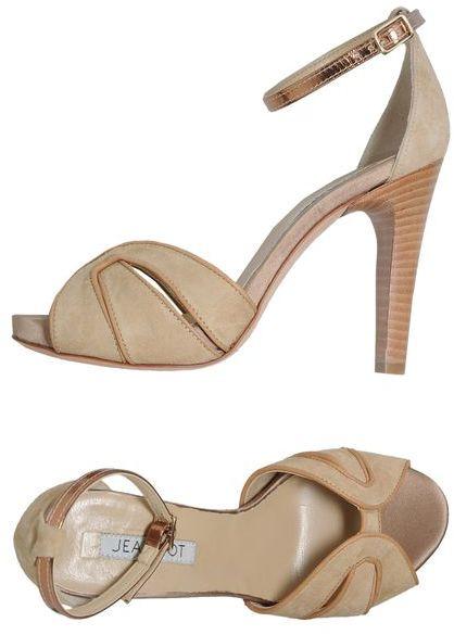 Jeannot Platform sandals