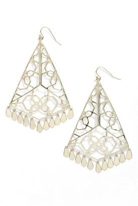 Women's Kendra Scott Samira Drop Earrings $80 thestylecure.com