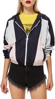 Topshop Rocky Windbreaker Jacket