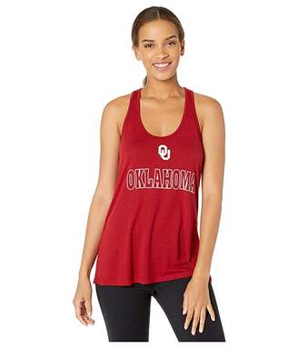 Champion College Oklahoma Sooners Eco(r) Swing Tank Top