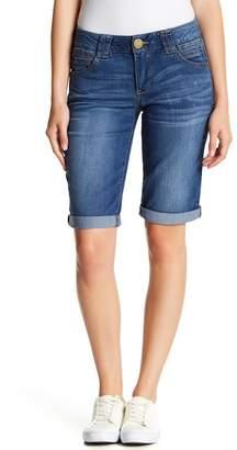 Democracy Whiskered Skimmer Shorts (Petite)