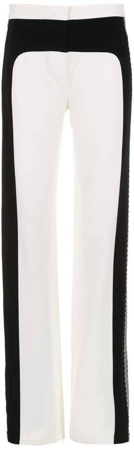 Nk Collection panelled pants