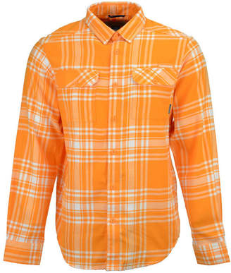 Columbia Men's Tennessee Volunteers Flare Gun Flannel Long Sleeve Shirt