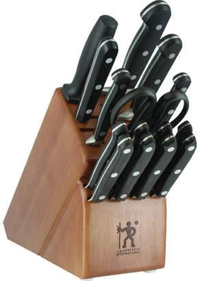 JA Henkels International Classic 16 Piece Knife Block Set