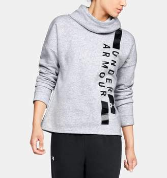 Under Armour Women's UA Rival Fleece Hoodie