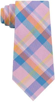 Croft & Barrow Men's Madras Plaid Tie