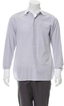 Tom Ford Printed Dress Shirt