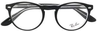 Ray-Ban (レイバン) - Ray-Ban ラウンド眼鏡フレーム
