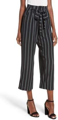 Leith Tie Waist Crop Pants
