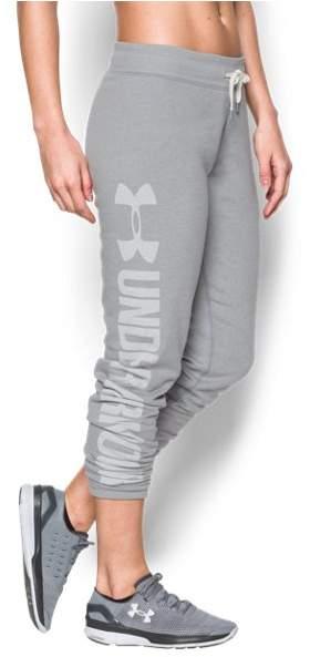 Women's UA Favorite Fleece Pant