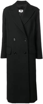 MM6 MAISON MARGIELA double breasted coat