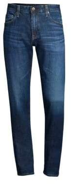 AG Jeans Tellis Lakeview Slim-Fit Jeans
