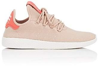 adidas Women's Tennis HU Knit Sneakers - Rose