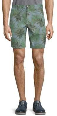 Slate & Stone Novelty Ross Tropical-Print Shorts