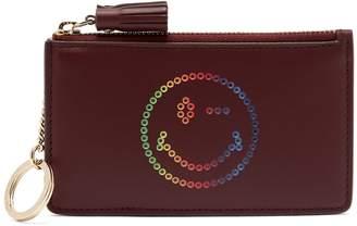 Anya Hindmarch Rainbow leather purse