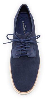 Cole Haan Men's ZeroGrand Suede Oxfords