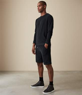 Reiss Finley Towelling Shorts