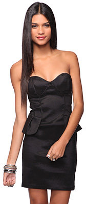 Forever 21 Structured Silhouette Dress