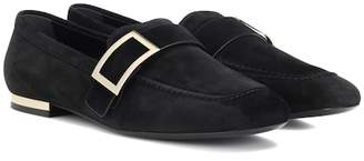 Roger Vivier Suede loafers