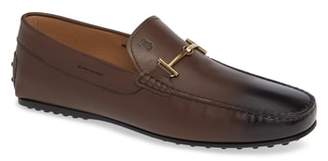 Tod's Double Bit Driving Loafer