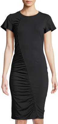 Rachel Roy Amelie Ruched Body-Con Dress