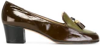 Celine Pre-Owned tasseled loafers