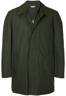 Gieves & Hawkes mid-length shirt jacket