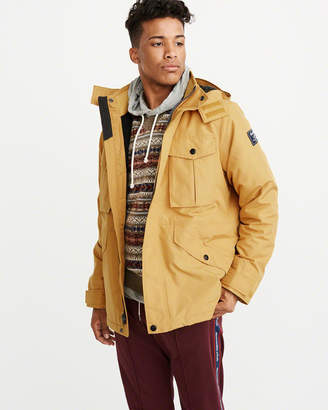 Abercrombie & Fitch Midweight Technical Jacket