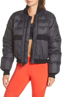adidas by Stella McCartney Crop Puffer Jacket