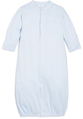 Kissy Kissy Infant Boys' Striped Convertible Gown - Size 0-3 Months $38 thestylecure.com
