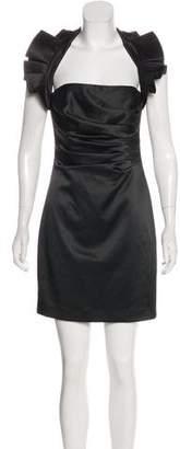 ABS by Allen Schwartz Sleeveless Halter Dress w/ Tags