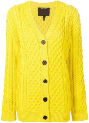 Marc Jacobs chunky knit cardigan