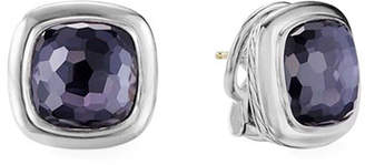 David Yurman Albion Black Orchid Stud Earrings