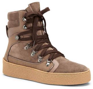 Aquatalia Gabriella Speed-Laced Hiker Sneakers