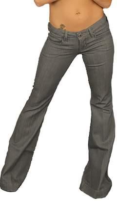 Hudson Jeans Women's Reilly Flare Denim in OSL