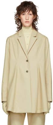 BEIGE Ovelia Transtoto Worker Coat