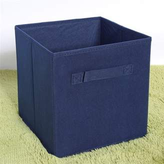 At Walmart.com · Qiilu 6Pcs Non Woven Fabric Drawer Cubes Storage Bag Bin,  Foldable Storage Box,