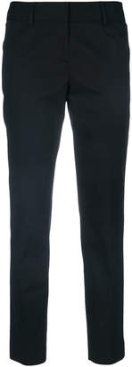 Alberto Biani slim cropped trousers