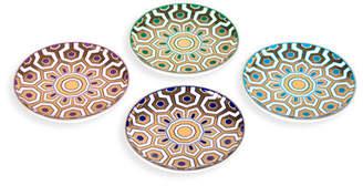Jonathan Adler Newport 4-Piece Coaster Set