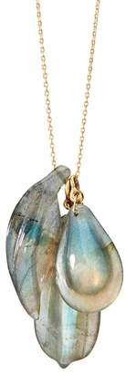 Ten Thousand Things Labradorite Fetish Necklace